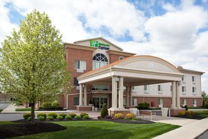 Holiday Inn Express Hotel Suites Marion