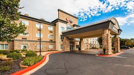 Best Western Plus South Longview Hotel
