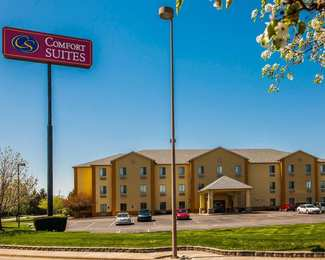 Comfort Suites Fishers Indianapolis