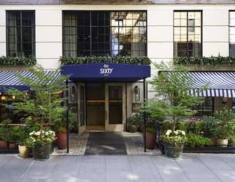 SIXTY SoHo Hotel New York