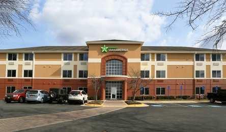 Extended Stay America Hotel Fair Ridge Drive Fairfax