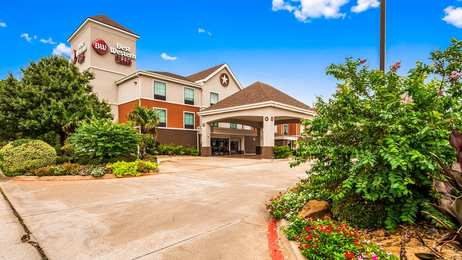Best Western Plus Denton Inn Suites