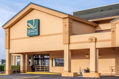 Quality Inn & Suites at Coos Bay North Bend