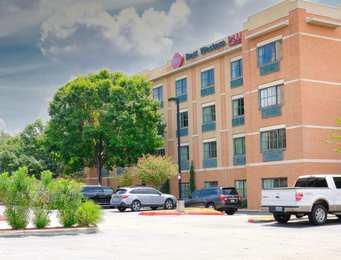 Best Western Plus Sunset Suites San Antonio