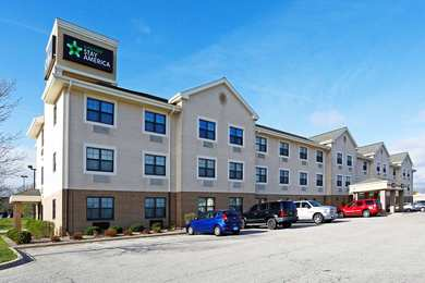 Extended Stay America Hotel North Rochester
