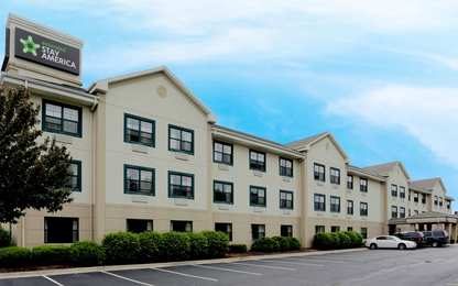 Extended Stay America Hotel Bloomington