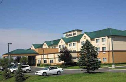 Crystal Inn Airport Hotel Great Falls