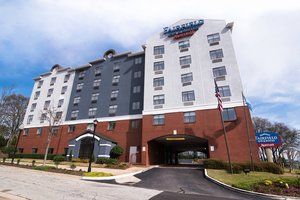 Fairfield Inn Suites By Marriott East Point