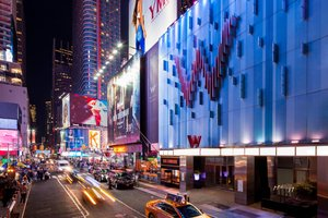 W Hotel Times Square New York