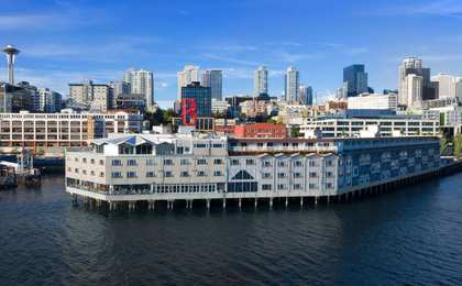 Edgewater Hotel Seattle