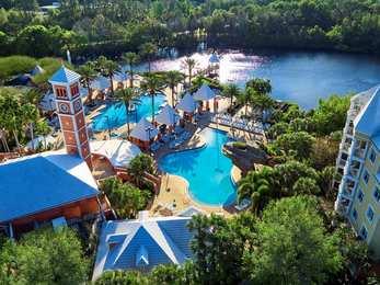 Hilton Grand Vacations Hotel SeaWorld Orlando