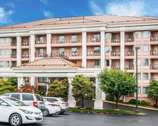 Clarion Hotel at the Palace Branson