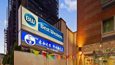 Best Western Queens Court Hotel Flushing Queens