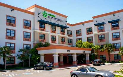 Extended Stay America Hotel Emeryville
