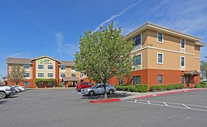 Extended Stay America Hotel Vacaville