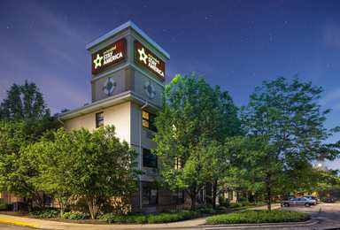 Extended Stay America Hotel I-90 Schaumburg