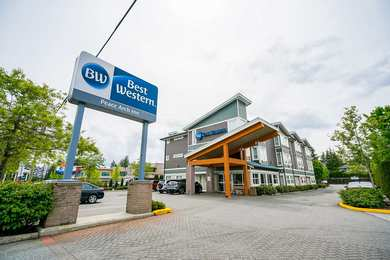 Best Western Peace Arch Inn Surrey