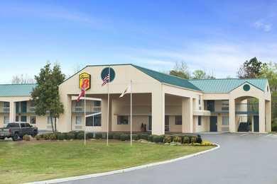 Super 8 Motel Meridian