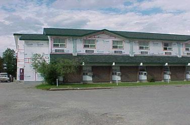 Burntwood Hotel Thompson