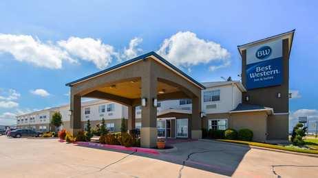 Best Western Inn Suites Mineral Wells