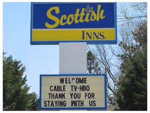 Scottish Inn Clanton