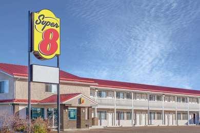 Super 8 Hotel Stettler