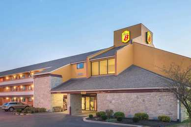 Super 8 Hotel Dayton International Airport Vandalia