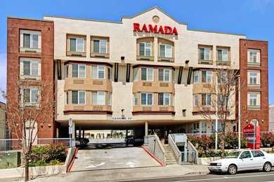 Ramada Limited Hotel Sfo Airport South San Francisco