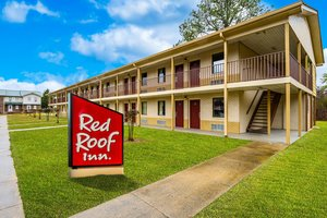 Exterior View   Red Roof Inn Sylacauga ...