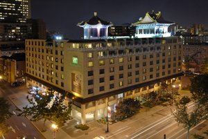 Holiday Inn Centreville Downtown Montreal