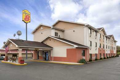 Super 8 Hotel Brookville