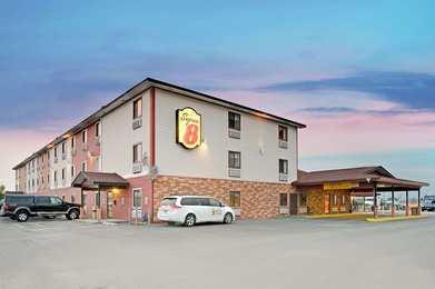 Super 8 Hotel West Spokane