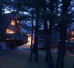 Douglas Fir Resort & Chalets Banff