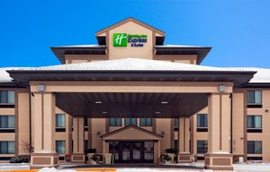 Holiday Inn Express Hotel & Suites Winner