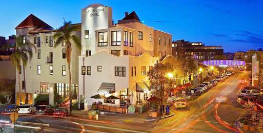 La Pensione Hotel San Diego