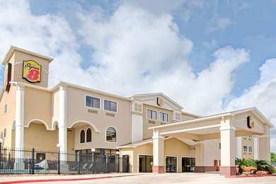 Super 8 Hotel Bush Airport Houston