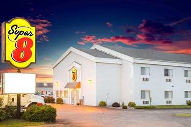 Super 8 Hotel Prairie Du Chien