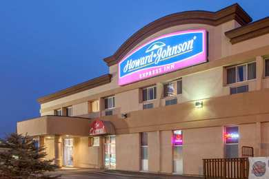 Howard Johnson Express Inn Winnipeg