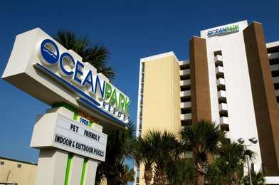 Ocean Park Resort Myrtle Beach