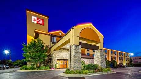 Best Western Plus Woodland Hotel Tulsa