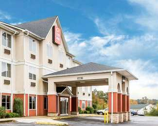 Econo Lodge Inn Suites Douglasville