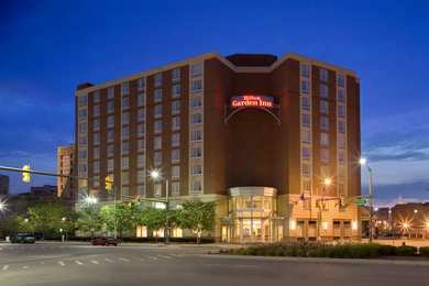 Hilton Garden Inn Downtown Detroit