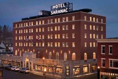 Hotel Saranac of Saranac Lake