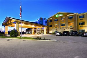 Holiday Inn Express Hotel Suites Meridian