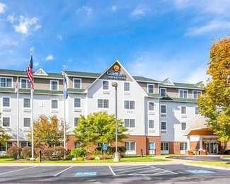 Comfort Inn Suites Dover