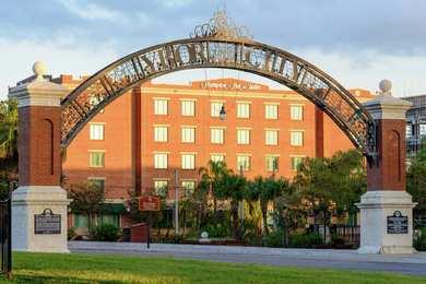 Hampton Inn & Suites Downtown Tampa