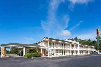 Super 8 Motel Monticello