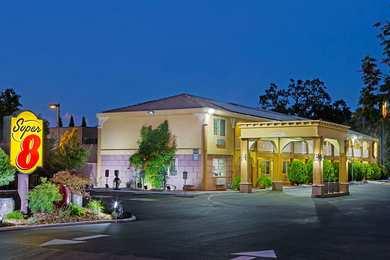 Super 8 Hotel Ukiah