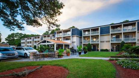 Affordable Best Western Island Hotel With Hotels Near Ateague