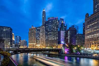 Royal Sonesta Chicago Riverfront Hotel